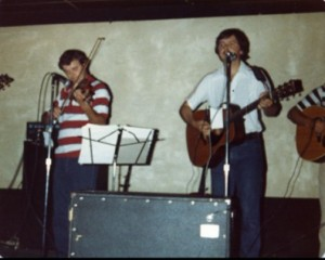 Ron and Randy Hickory